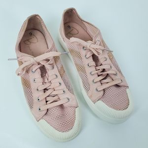 Dr. Scholl's Sneakers Mesh Cusioned Lace Up